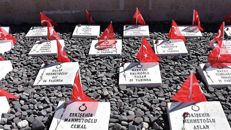 1591 rakımlı Çiğiltepe'nin kahramanları