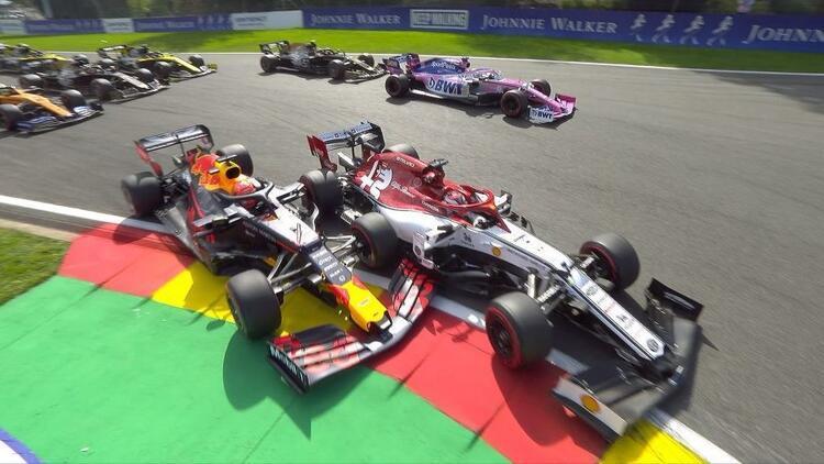 Formula 1'de sıradaki durak, sezonun 7. yarışı Belçika GP!