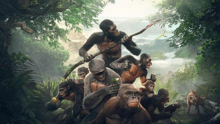 Ancestors: The Humankind Odyssey, Steam'de yayınlandı