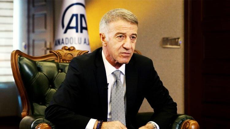 Son Dakika   Trabzonspor Başkanı Ahmet Ağaoğlu ilk kez açıkladı Jose Sosa, Sörloth ve Uğurcan Çakır...