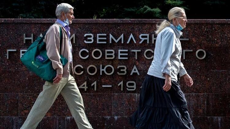 Rusyada vaka sayısı hızla 1 milyona yaklaşıyor