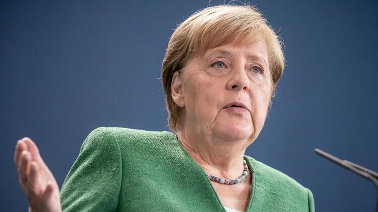 Son dakika: Merkel'den Doğu Akdeniz açıklaması