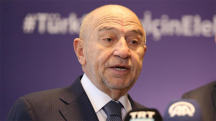 TFF Başkanı Nihat Özdemir: 1 Ekimden itibaren maçları seyircili oynatmak istiyoruz