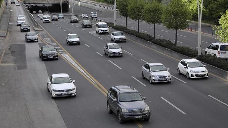 Son dakika haberler: Ankarada 30 Ağustosta bazı yollar trafiğe kapatılacak