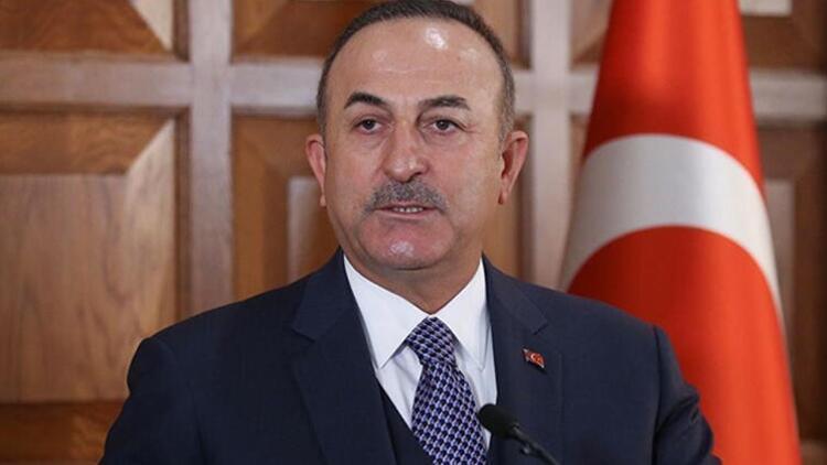 Son dakika: Dışişleri Bakanı Çavuşoğlu: Başbakan Abenin sağlık sorunları nedeniyle istifa etmesinden üzüntü duydum