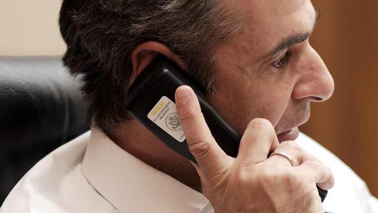 Miçotakis ve Trump arasındaki görüşmede 'gizli telefon' detayı!