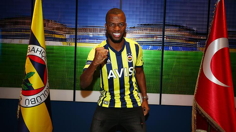 Son dakika | Enner Valencia resmen Fenerbahçe'de