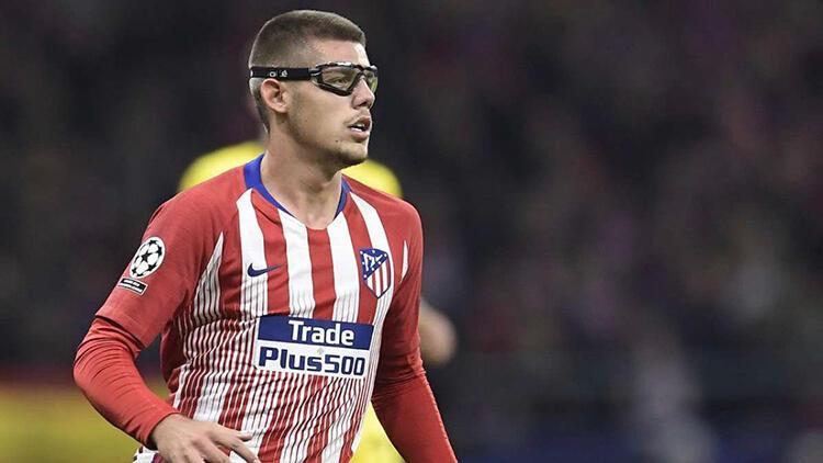 Son dakika | Beşiktaş'ın 5. transferi Atletico Madrid'den Francisco Montero oldu