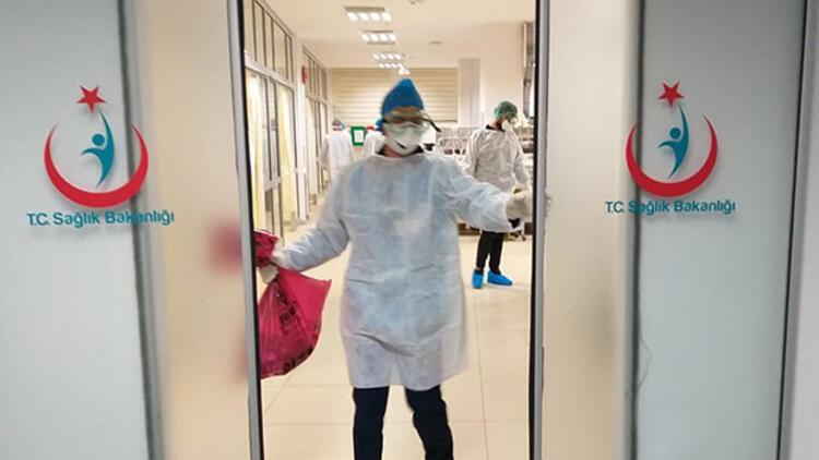 Vakalar artınca kapanan hastaneler açılıyor