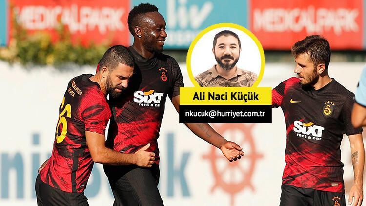 Galatasaray'da Diagne'nin dönüşü