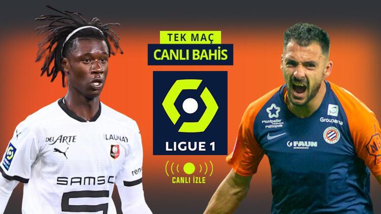 Fransa Ligue 1'de CANLI YAYIN keyfi Misli.com'da! Rennes kazanırsa iddaa oranı...