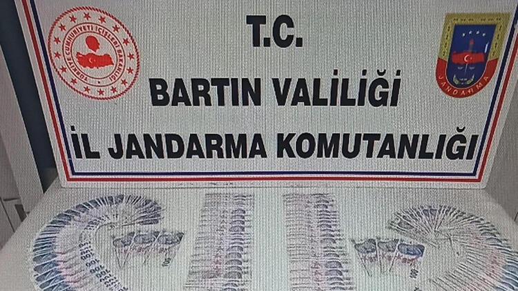Bartın'da sahte para operasyonu: 3 gözaltı