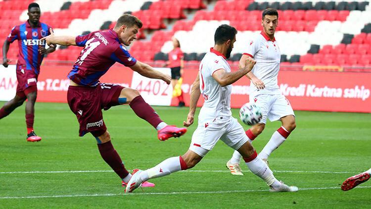 Samsunspor 2-1 Trabzonspor(Hazırlık maçı)