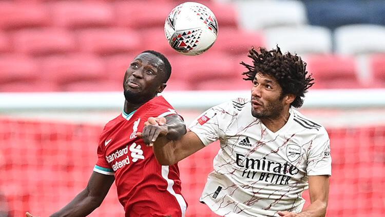 Son Dakika   Community Shieldda şampiyon Arsenal Liverpool penaltılarda yıkıldı   Maçın özeti ve golleri