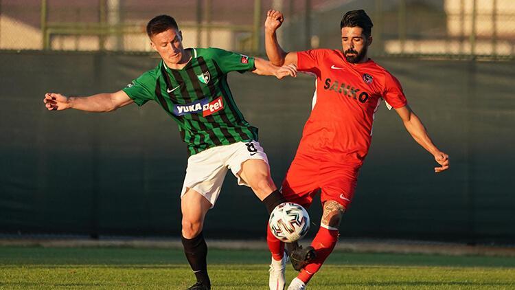 Yukatel Denizlispor 2-3 Gaziantep FK