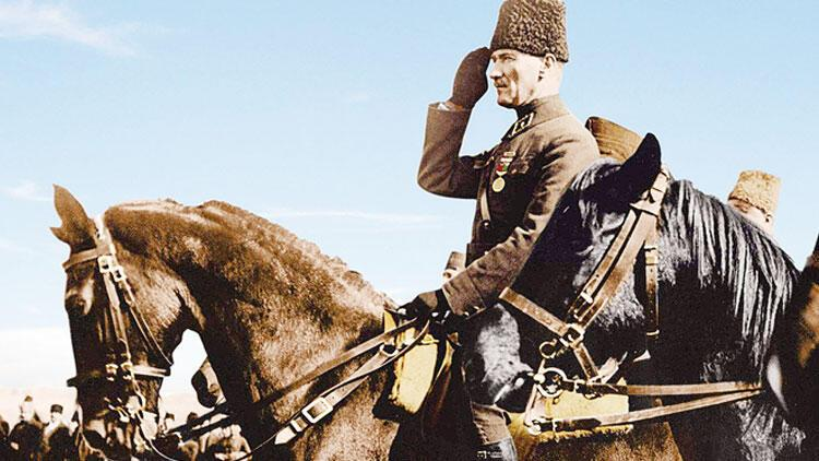 Mustafa Kemâl Paşa'nın yasa gücündeki ilk emri