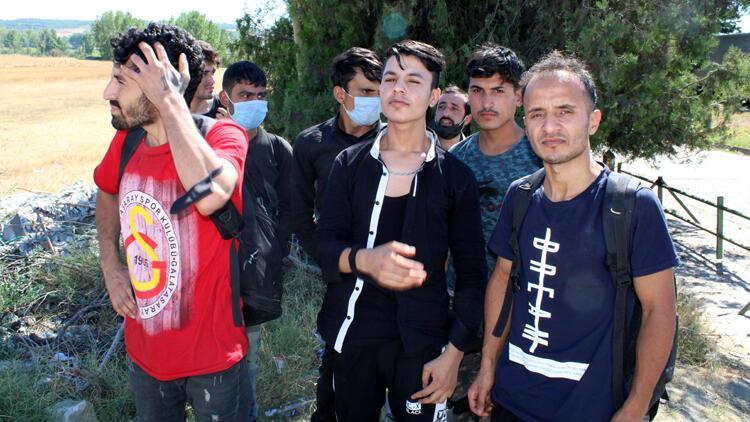 Yunan güvenlik güçleri dövüp, eşyalarını aldı iddiası