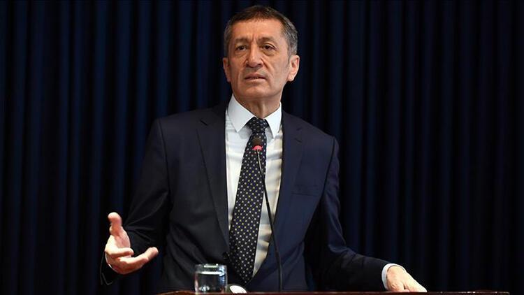 Son dakika... Milli Eğitim Bakanı Ziya Selçuk'tan yeni ders yılı mesajı