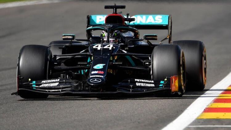 F1 Belçika Grand Prix'sini Hamilton kazandı