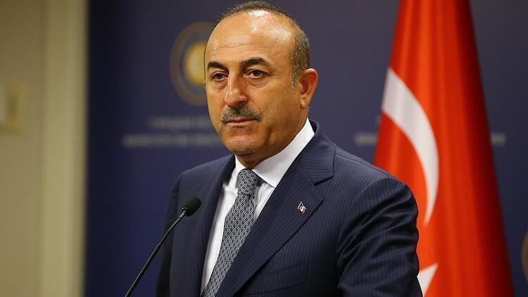 Bakan Çavuşoğlu'ndan kritik 'Doğu Akdeniz' görüşmesi