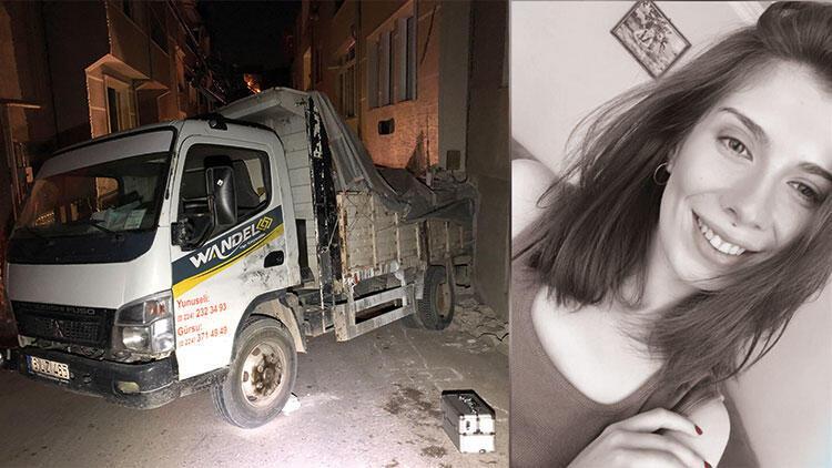 Bursa'da genç kızın feci ölümünün ardından kamyonet sürücüsü tutuklandı
