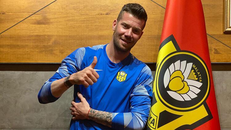 Yeni Malatyaspor'un yeni kalecisi Herrera: 'Elimden gelenin en iyisini yapacağım'