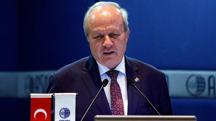 ASO Başkanı Özdebir büyüme rakamlarını değerlendirdi