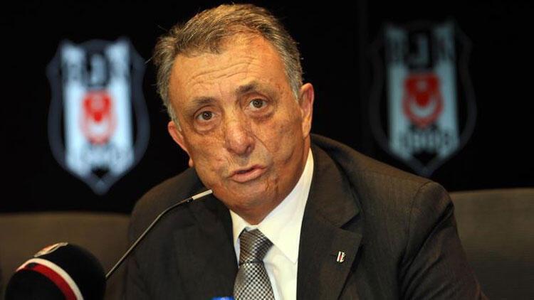 Beşiktaş Başkanı Ahmet Nur Çebiden transfer açıklaması