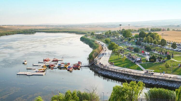 Üç büyük şehrin en güzel mesire alanları