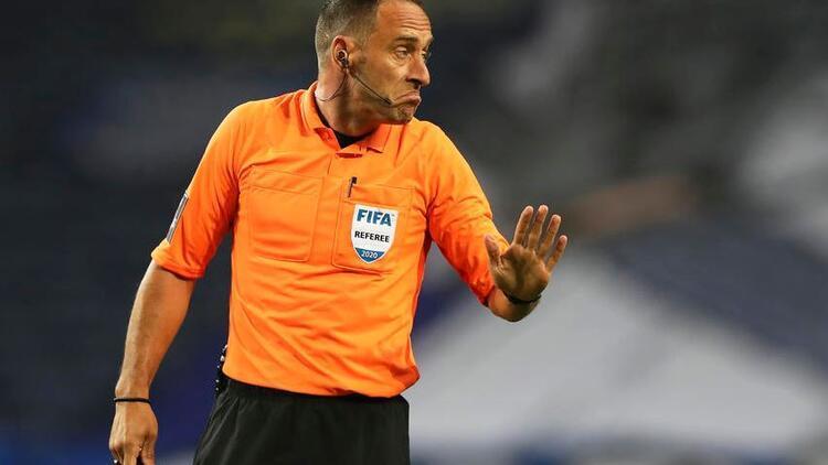 Türkiye - Macaristan maçının hakemi Artur Dias