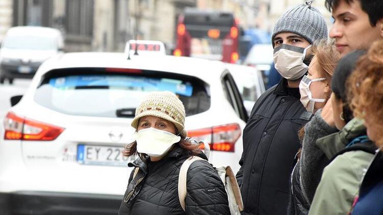 İtalya'da koronavirüs vakaları düşüş eğiliminde