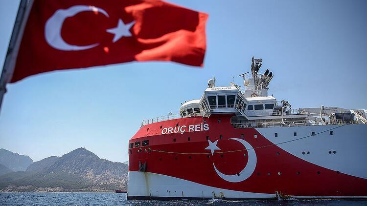 Son dakika haberler... Doğu Akdeniz'de Oruç Reis için yeni NAVTEX kararı