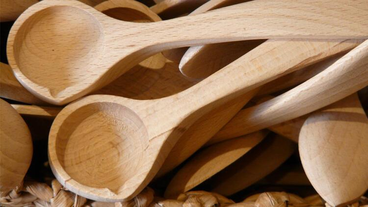 Bu yöntemler tahta kaşıklarınızı kirden arındıracak