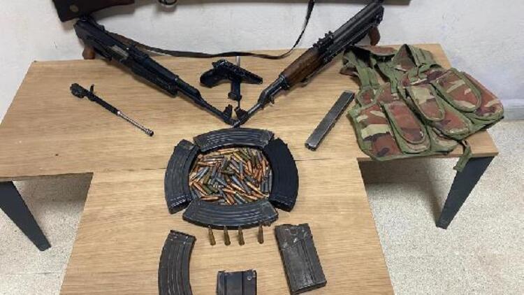 Tel Abyad'da terör örgütüne istihbarat sağlayan terörist yakalandı