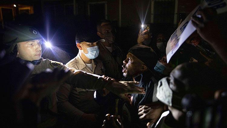 ABD'de polisin ateş açtığı siyahi vatandaş öldü