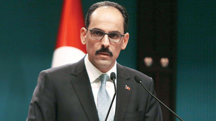 Cumhurbaşkanlığı Sözcüsü Kalın: Libya'da Hafter devre dışı kalmalı