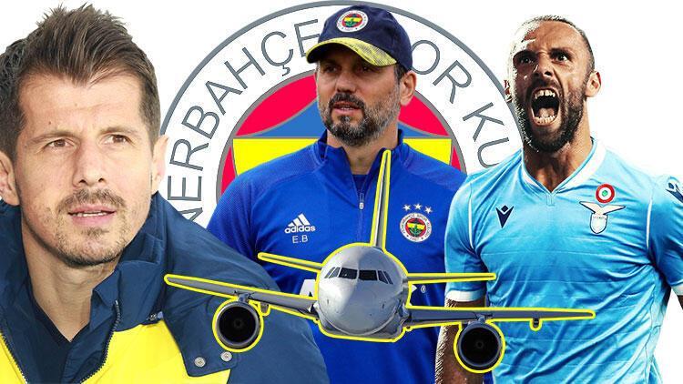 Son Dakika | Fenerbahçede Eran Zahavinin transfer Vedat Muriqii bekliyor