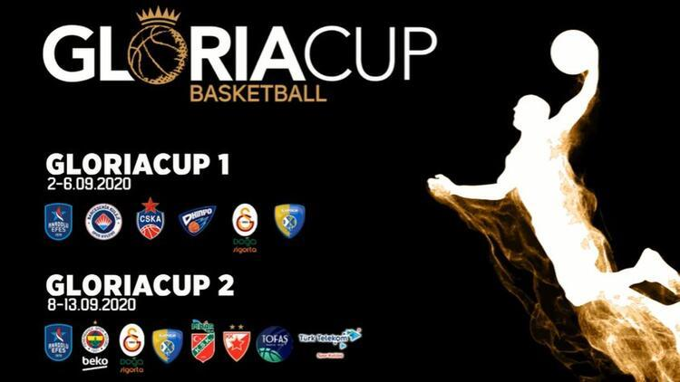 Gloria Cup basketbol turnuvaları D-Smart ve D-Smart GO'da!