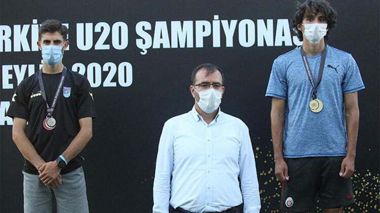 Türkiye 20 Yaş Altı Atletizm Şampiyonası sona erdi