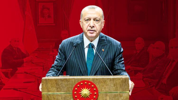 Son dakika haberler: Cumhurbaşkanı Erdoğan'dan kurmaylarına talimat... Doğu Akdeniz'de herkesle aynı masaya oturabiliriz