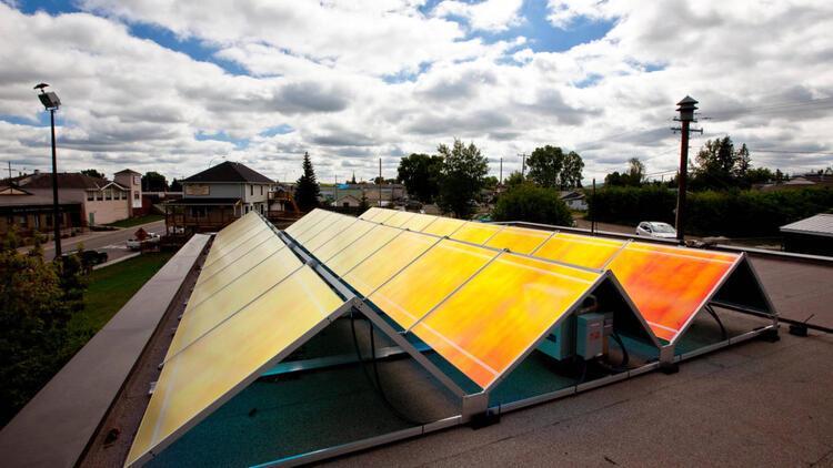 Yangın riskine karşı yeni nesil güneş paneli geliştirildi