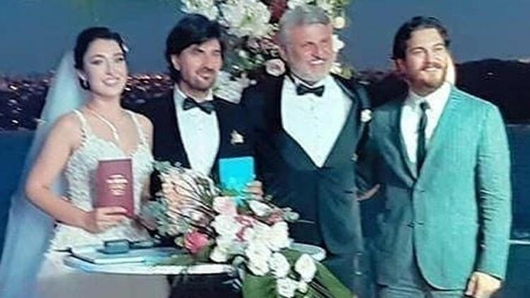 Gökhan Tiryaki ve Begüm Bağca evlendi! Nikah şahidi Çağatay...