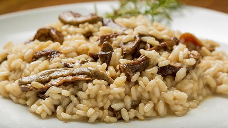 Risotto nasıl ve hangi pirinçten yapılır? İşte, Risotto tarifi
