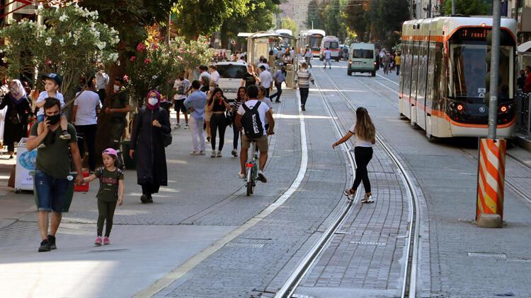 Eskişehir ve Kütahya'da sıcaklık rekoru kırıldı...