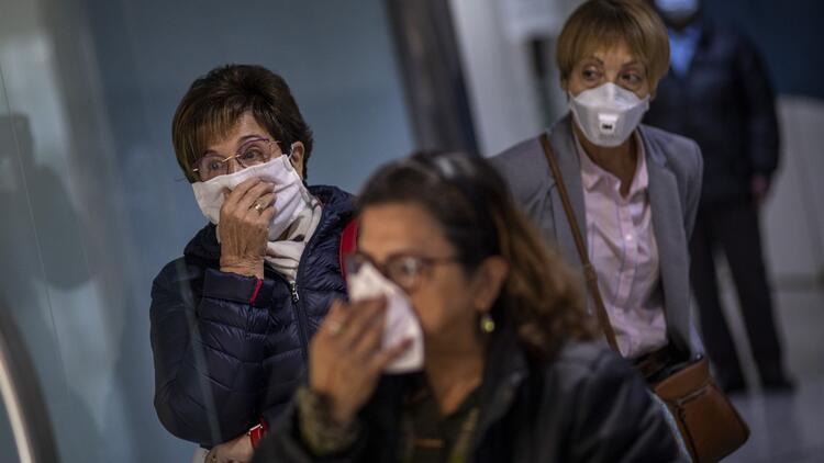 İspanya'da koronavirüs tablosu ağırlaşıyor!