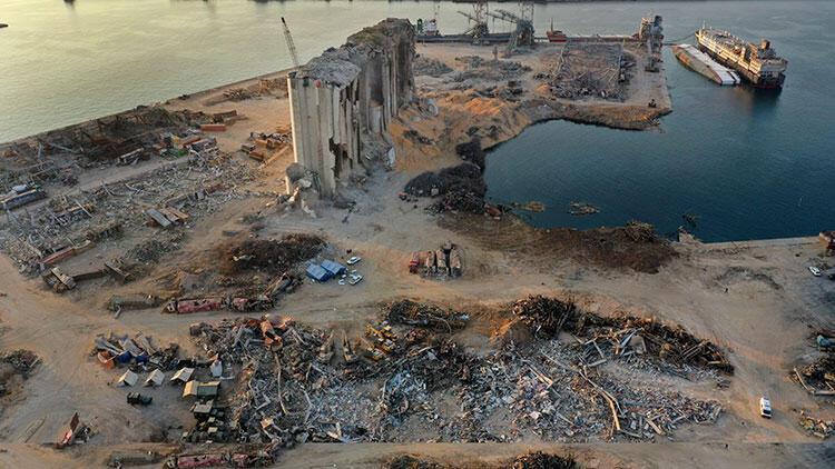 Beyrut Limanı'nda korkutan gelişme! 4 ton daha bulundu