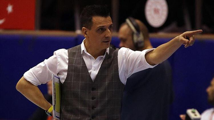 """Giovanni Guidetti: """"Katıldığımız tüm turnuvalarda şampiyon olmak istiyoruz"""""""