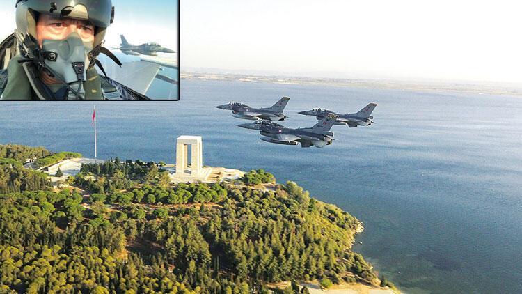 Akar'dan F-16'lı mesaj: Geldikleri gibi giderler