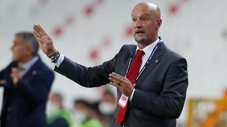 Macaristan Teknik Direktörü Marco Rossi: 'Türkiye çok güçlü bir kadroya sahip'