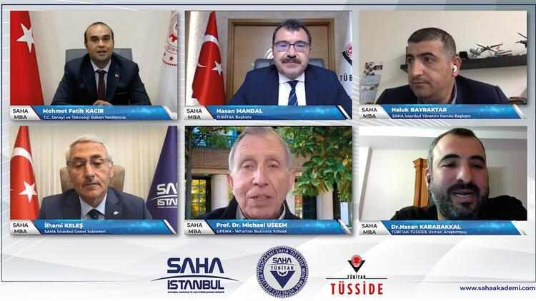 'SAHA İstanbul sadece iş birliği yapmıyor, birlikte iş yapıyor'